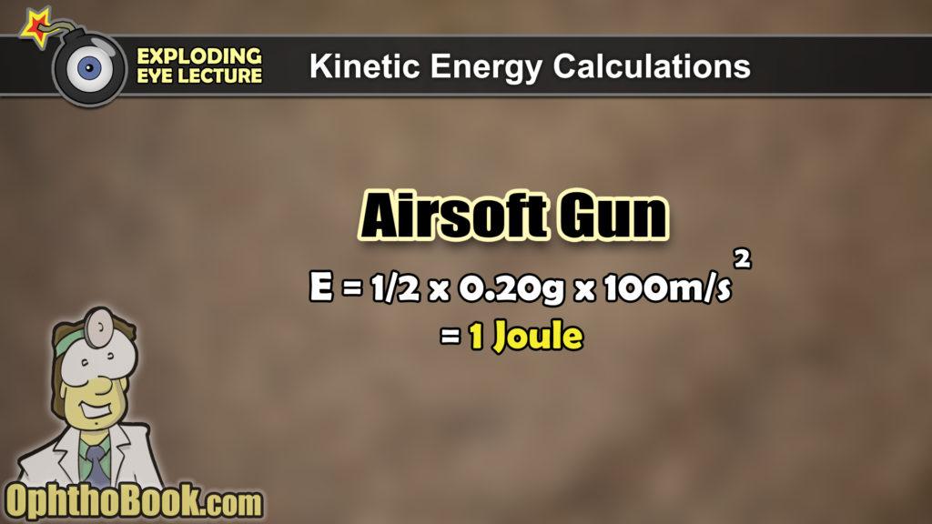 Airsoft Gun Energy