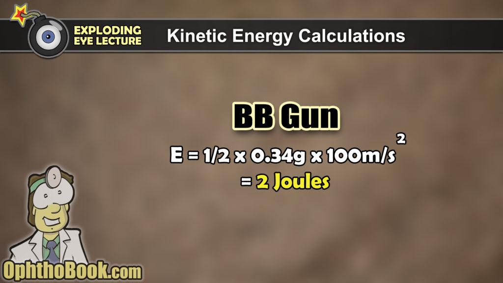 BB Gun Energy